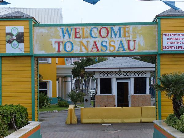 Bienvenue à NASSAU