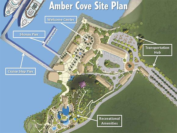 Amber cove plan
