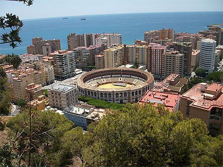Arénes de Malaga