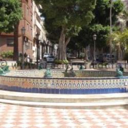 Centre ville de Santa Cruz