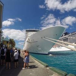 Nassau au Bahamas