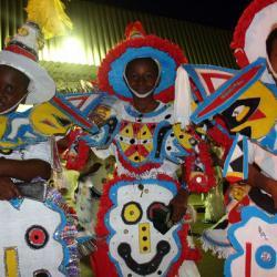 Festival Junkanoo à Nassau