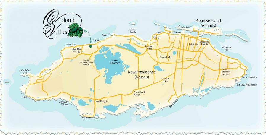 Map 3 nassau
