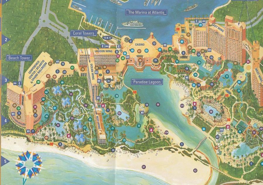 Map 4 nassau