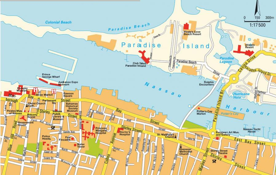 Map 5 nassau