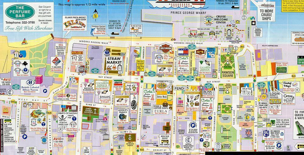 Map 8 nassau
