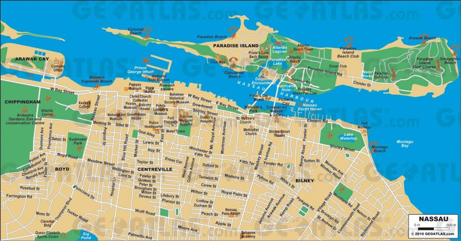 Map 9 nassau