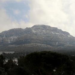 Mont Puget enneigé (fev 12)