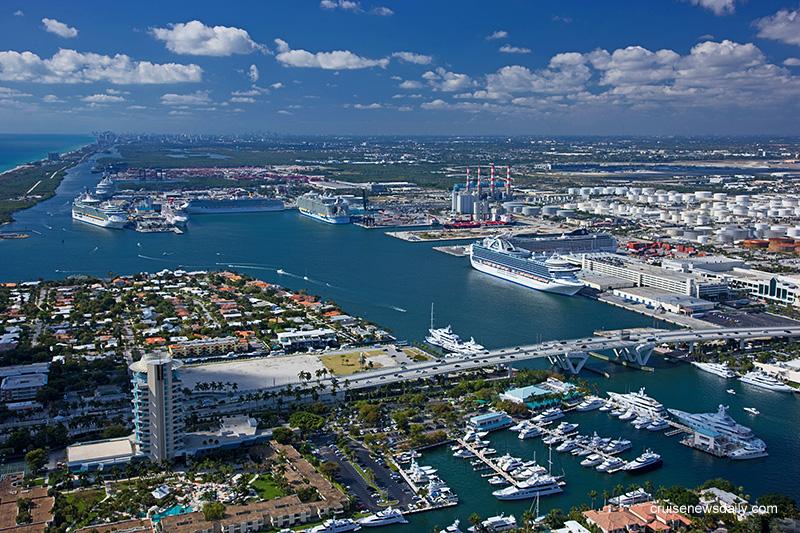 Port De Everglades