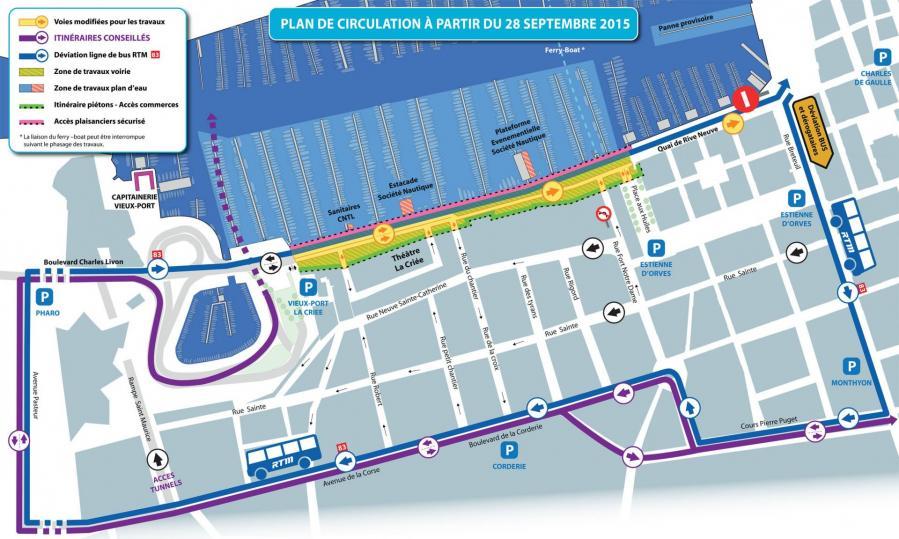 Plan circulation vieux port jpg