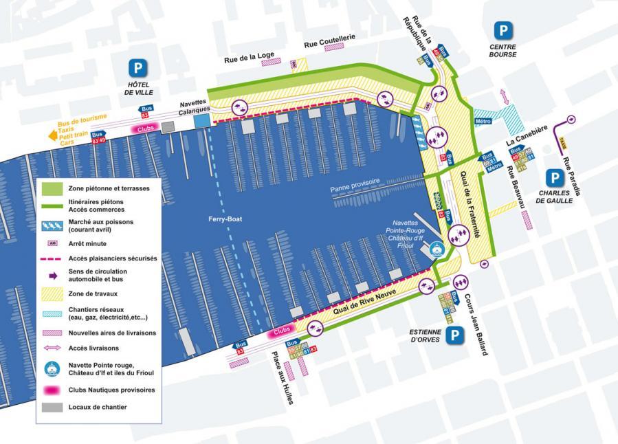 Plan grand circulation vieux port commercants n2 5