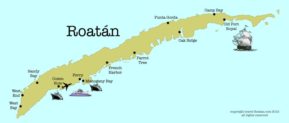 Port De Roatan