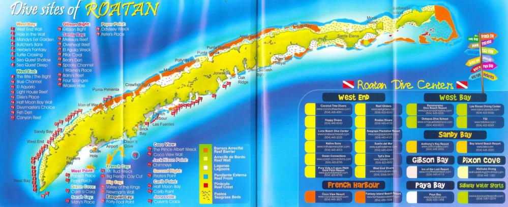 Rtn dive map scan