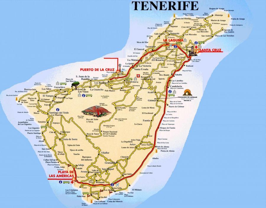 Tenerife big u